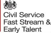 Civil Service Fast Stream & Early Talent
