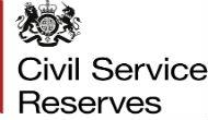 Civil Service Reserves